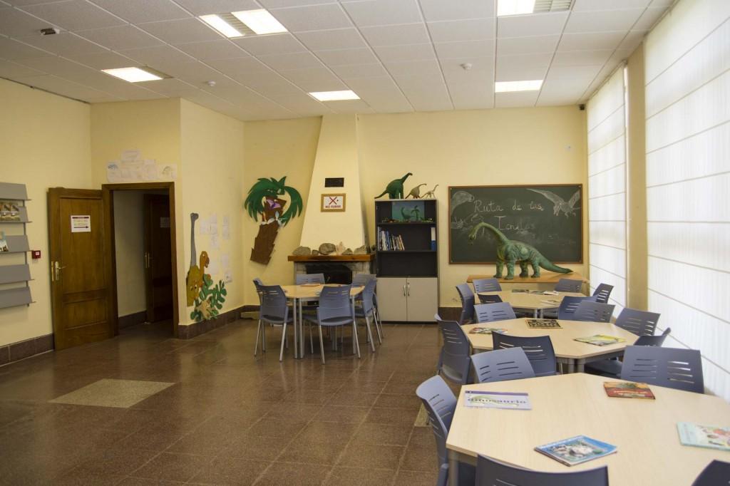 Aula Paleontológica